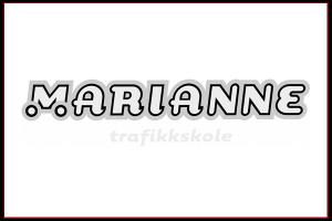 asker-ibk-Marianne Trafikkskole